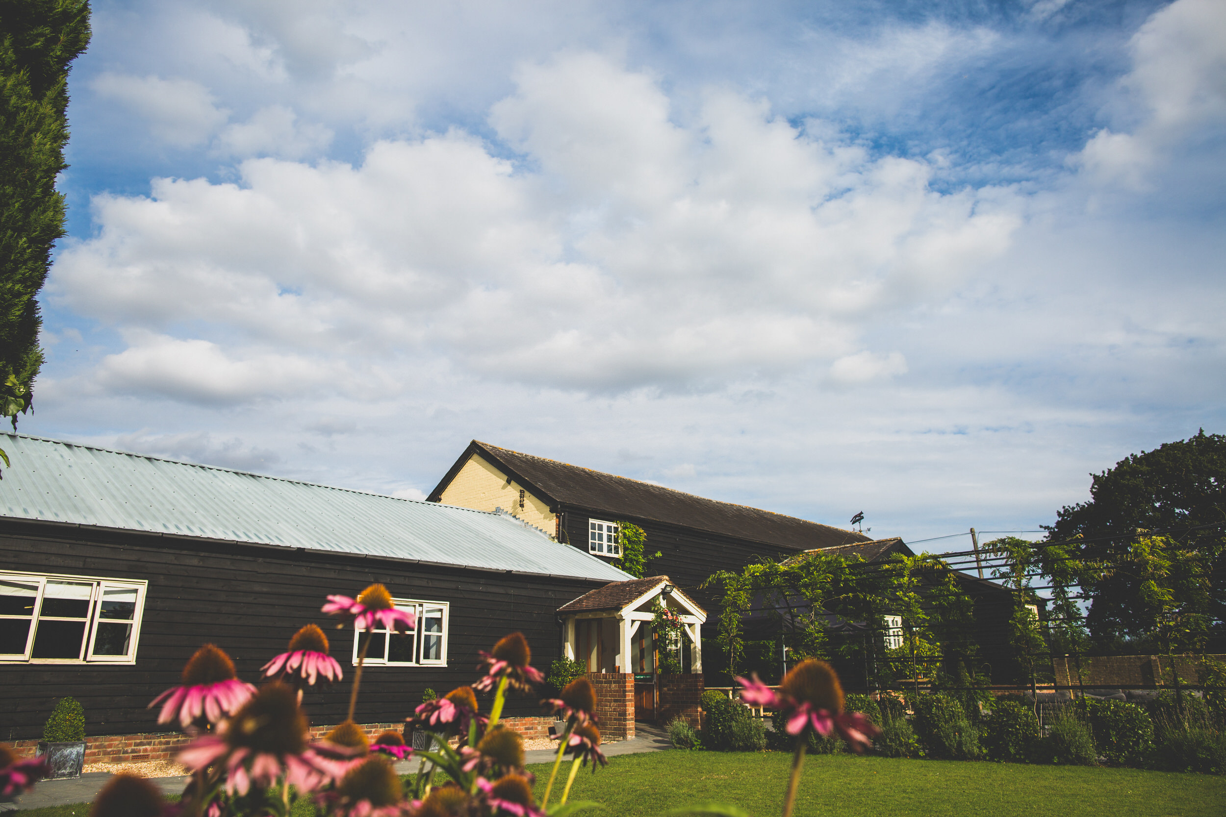 Milling Barn Wedding
