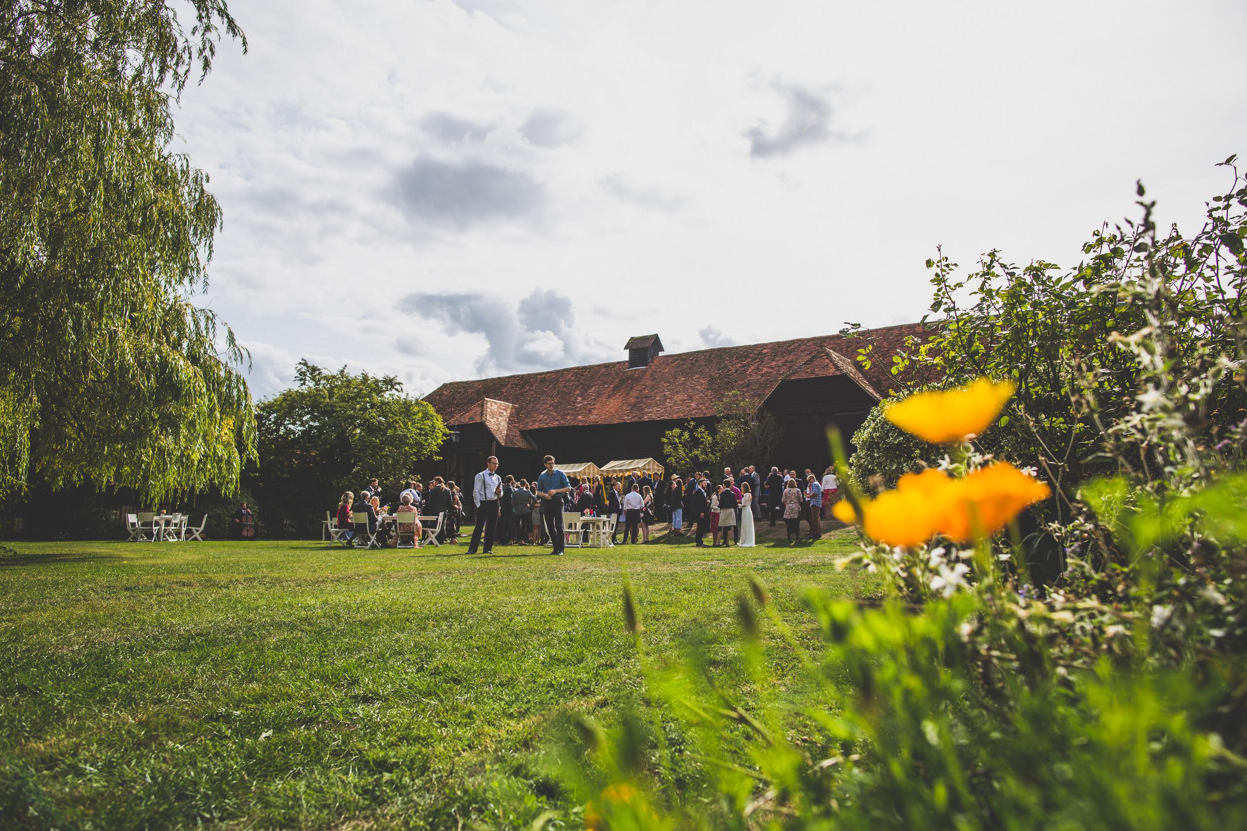 new farm wedding