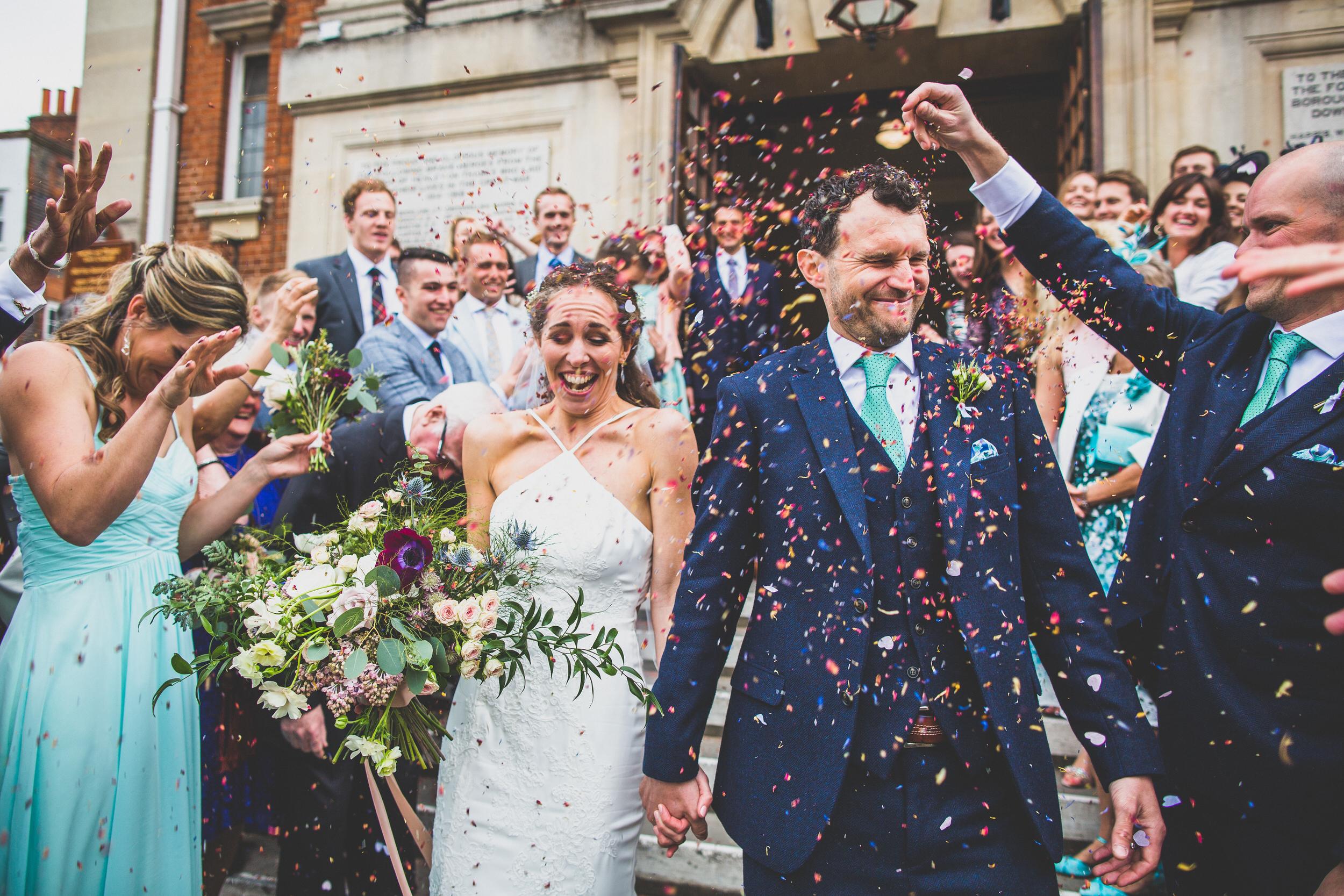 best confetti sydney wedding