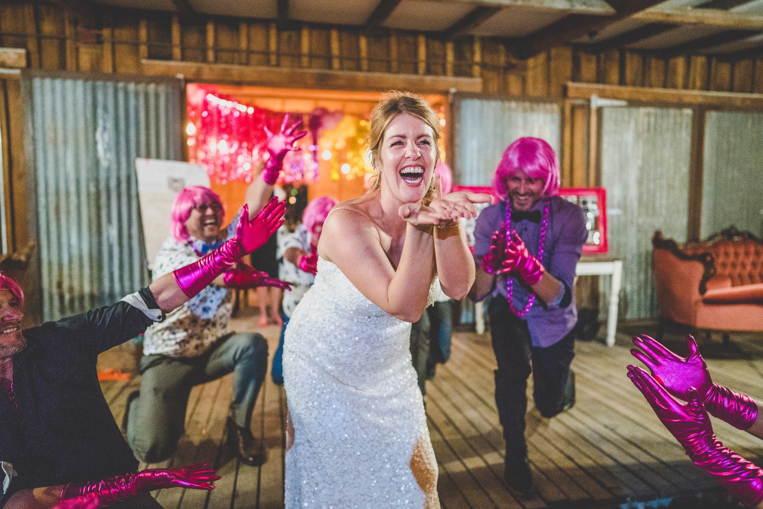 merribee house lesbian wedding