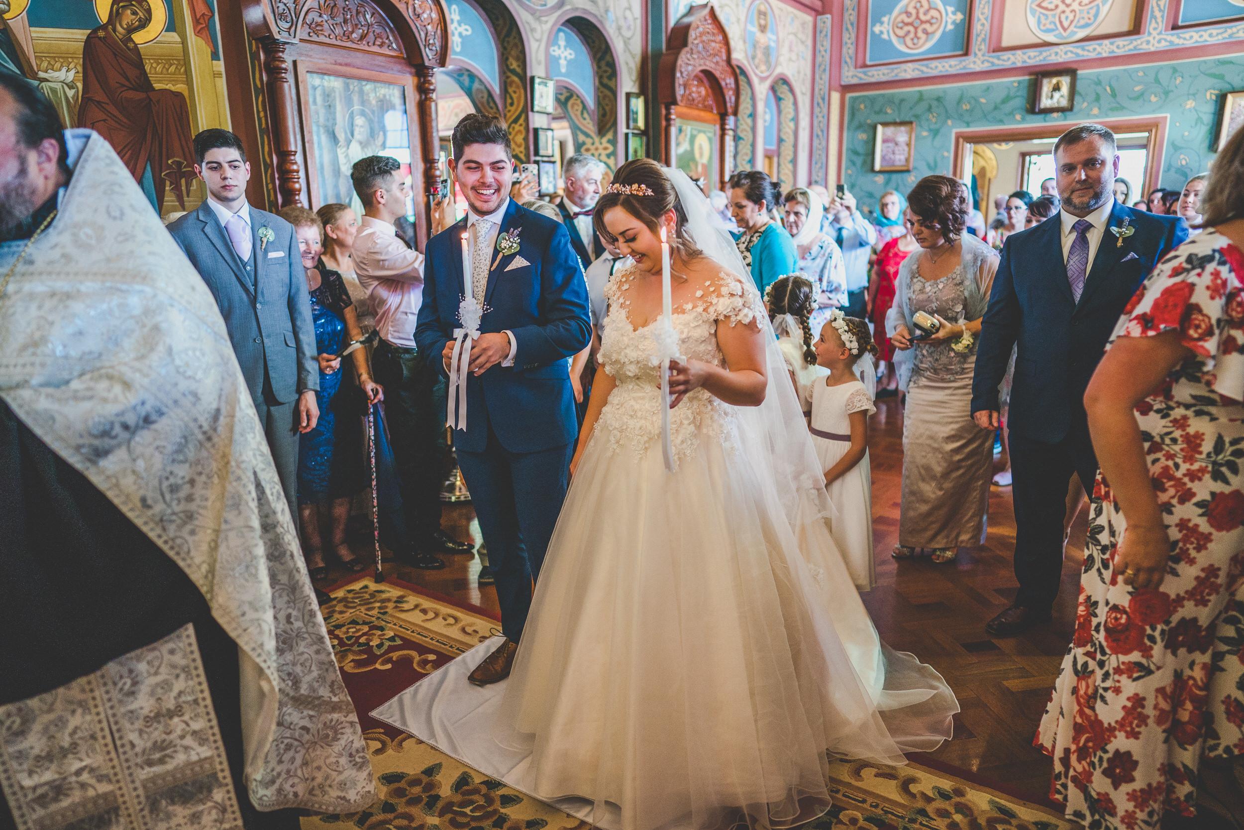 Russian orthodox wedding Sydney