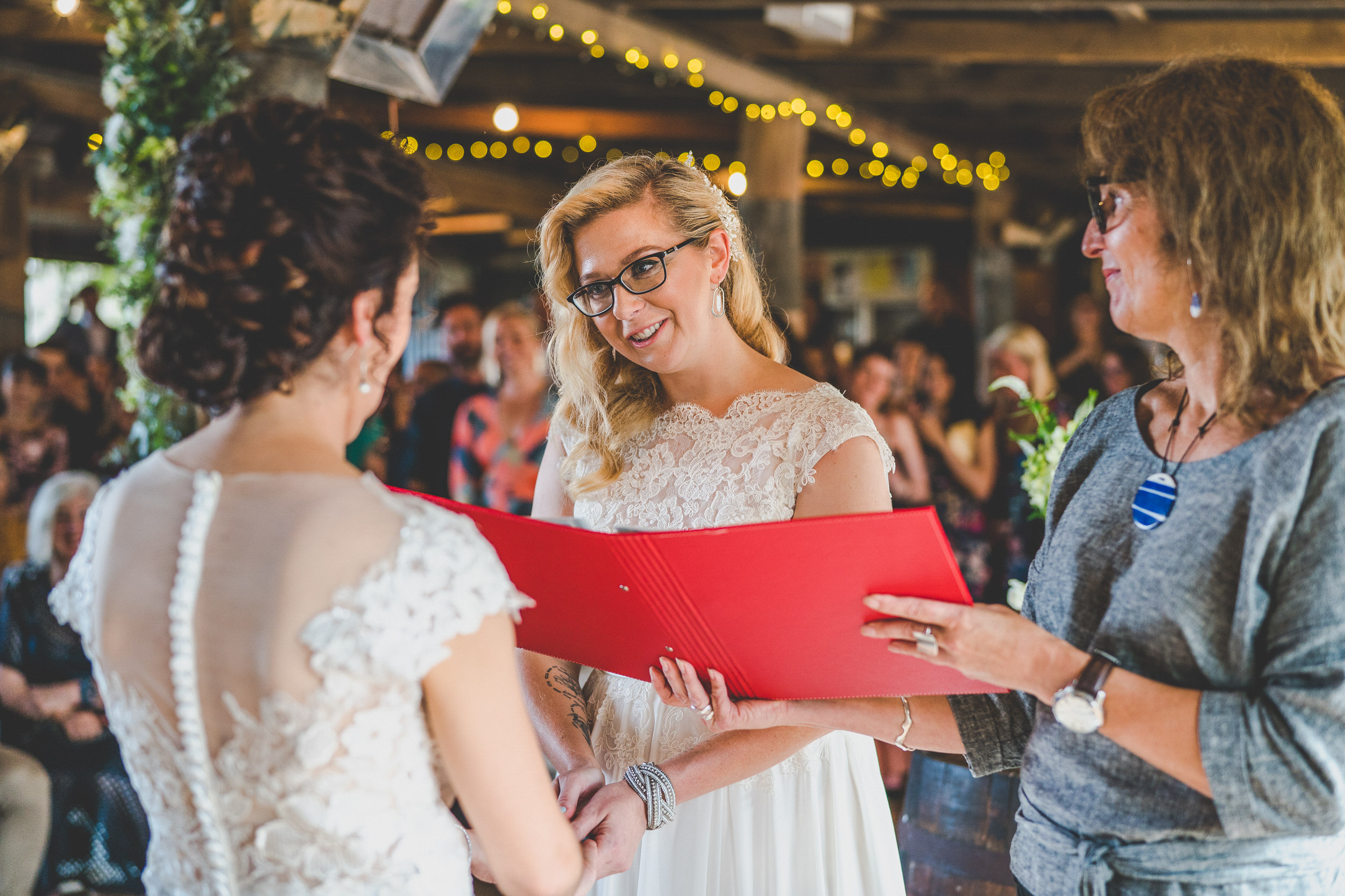 two brides getting married in Sydney