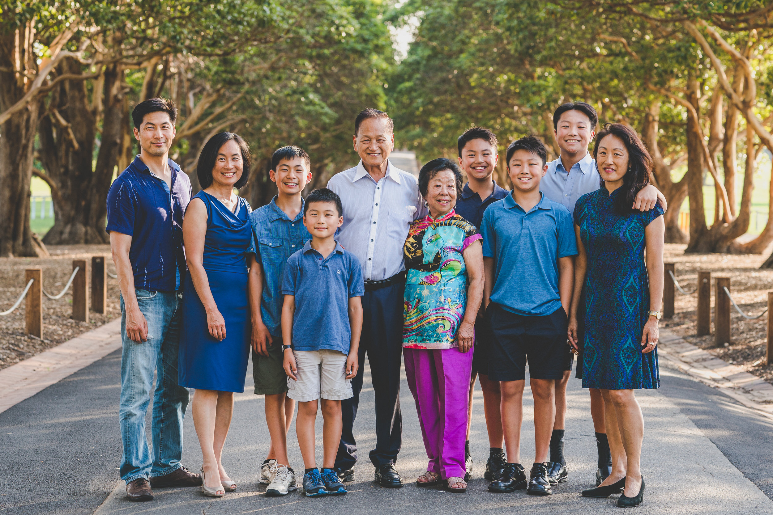 Yaralla Estate Family Photography